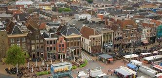 Grote Markt Groningen Stockbild