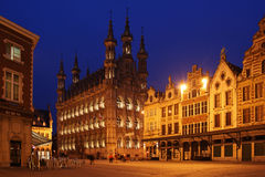 Grote markt Stock Photography