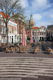 Grote Markt Market Square in The Hague Stock Photos
