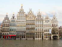 Grote Markt square, Antwerpen Royalty Free Stock Photos