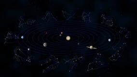 Grote melkweg in de sterrige ruimte vector illustratie