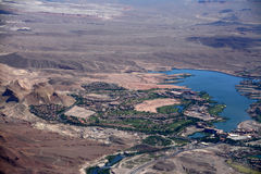 Grote meningen van het land van Nevada Stock Foto's