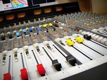 Grote mixer Allen en Dopheide Royalty-vrije Stock Foto's