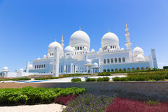 Grote Moskee Royalty-vrije Stock Fotografie
