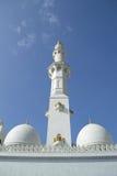 Grote Moskee, Abu Dhabi royalty-vrije stock foto's