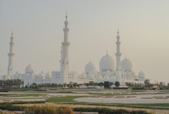 Grote Moskee stock afbeeldingen