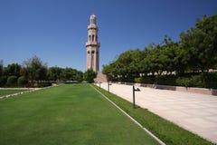 Grote Moskee in Muscateldruif stock afbeeldingen