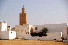 Grote moskee, Verkoop, Marokko Stock Afbeelding