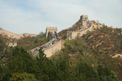 Grote muur Royalty-vrije Stock Foto