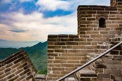 Grote Muur Stock Foto