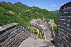 Grote Muur China Royalty-vrije Stock Afbeeldingen