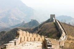 Grote muur China Stock Foto