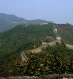 Grote Muur van China royalty-vrije stock foto's