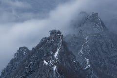 Grote Muur van China-Jiankou Stock Afbeelding