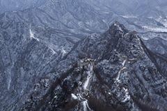 Grote Muur van China-Jiankou Royalty-vrije Stock Fotografie