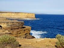 Grote oceaanweg Australië Royalty-vrije Stock Afbeelding