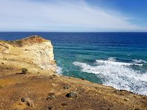 Grote oceaanweg Australië Royalty-vrije Stock Afbeeldingen