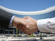 Grote overeenkomst Royalty-vrije Stock Afbeelding