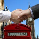Grote overeenkomst Royalty-vrije Stock Afbeeldingen