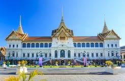Grote Paleis of Tempel van Emerald Buddha Royalty-vrije Stock Afbeeldingen