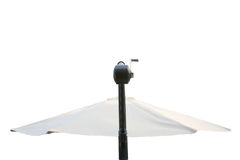 Grote paraplu Royalty-vrije Stock Afbeelding