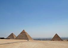 Grote Piramide Stock Afbeeldingen
