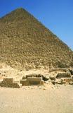 Grote piramide van Cheope royalty-vrije stock afbeelding