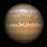 Grote planeet Stock Afbeelding