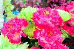 Grote roze bloem Royalty-vrije Stock Afbeelding