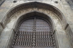 Grote Shaniwar Wada - Dilli Darwaza Royalty-vrije Stock Afbeeldingen