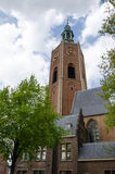 Grote of Sint-Jacobskerk Church in The Hague. Stock Image