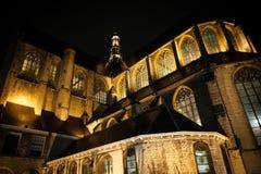 Grote Sint Laurenskerk Royalty-vrije Stock Afbeelding