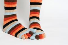 Grote sokken royalty-vrije stock fotografie