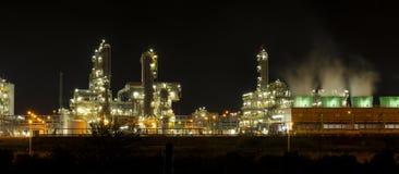 Grote stadsfabriek II Stock Afbeelding