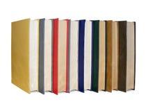 Grote stapel van de boeken Royalty-vrije Stock Foto's