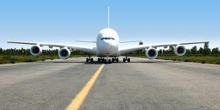 Grote straalvervoerders 3D illustratie stock illustratie