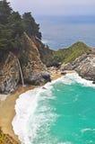 Grote Sur, Californië, de Verenigde Staten van Amerika, de V.S. Stock Afbeelding