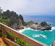 Grote Sur, Californië, de Verenigde Staten van Amerika, de V.S. Stock Foto