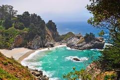Grote Sur, Californië, de Verenigde Staten van Amerika, de V.S. Stock Fotografie