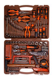 Grote toolbox Royalty-vrije Stock Fotografie