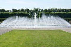 Grote Tuinen, Herrenhausen, Hanover, Nedersaksen, Duitsland Stock Foto's