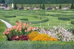 Grote Tuinen, Herrenhausen, Hanover, Nedersaksen, Duitsland Royalty-vrije Stock Foto's