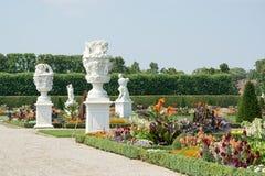 Grote Tuinen, Herrenhausen, Hanover, Nedersaksen, Duitsland Stock Fotografie