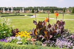Grote Tuinen, Herrenhausen, Hanover, Nedersaksen, Duitsland Royalty-vrije Stock Fotografie