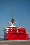 Grote veerboot Stock Foto