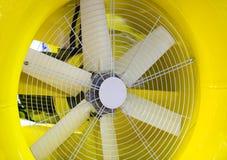 Grote ventilator Royalty-vrije Stock Foto