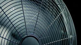 Grote Ventilator Lopende Close-up stock video