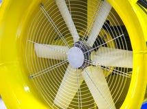 Grote ventilator voor industrieel Royalty-vrije Stock Afbeelding