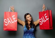 Grote verkoop royalty-vrije stock fotografie