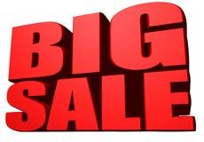 Grote verkoop royalty-vrije illustratie